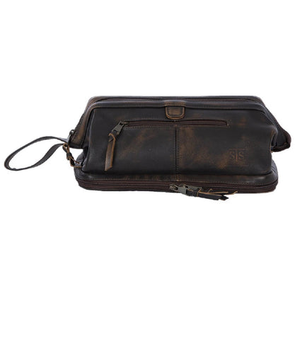 Carroll Companies Men's STS Pony Express Shave Kit Bag- Style #STS36308