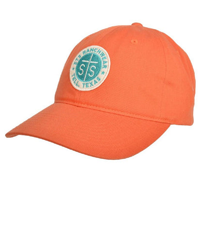 Carroll Companies STS Logo Patch Cap- Style #STS4320OR