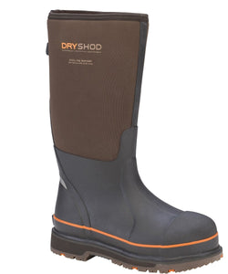 Dryshod Steel Toe WIXIT Cool Clad Work Boot- Style #STT-UH-BR