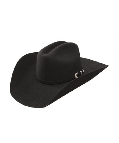 Stetson Oak Ridge Black Hat- Style #SWOAKR-7240