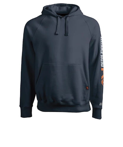 Timberland Men's Navy PRO Hood Honcho Sport Hoodie- Style #TB0A1HVY