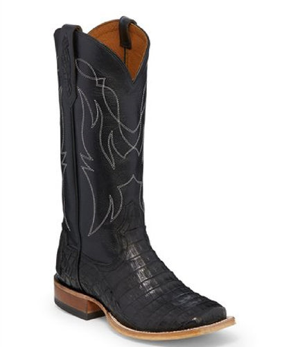 Tony Lama Women's Leighton Black Boot- Style #TL5402L-BLACK