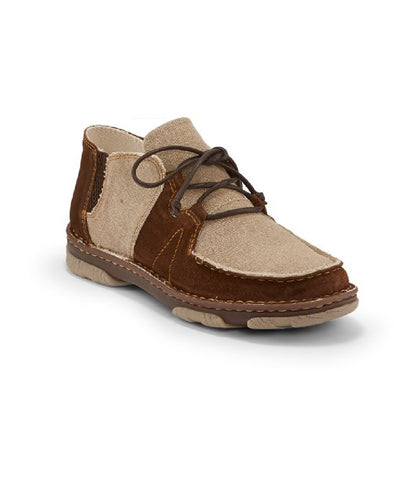 Tony Lama Men's Nudo Tan Chukka- Style #TLC112