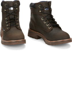 Tony Lama Men's Kinetic Composite Toe Work Boot- Style #TW3411