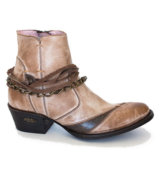 MISS MACIE WOMEN'S DESERT DANCER SHORT BOOTIES - STYLE #U7005-01