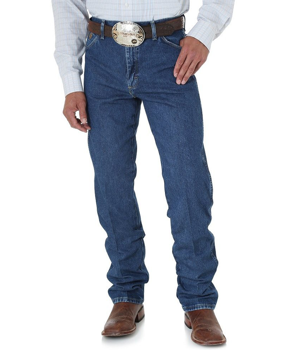 Wrangler George Strait Cowboy Cut Original Fit Jean 38