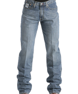 Cinch White Label Relaxed Medium Stonewash Jean- Style #MB92834003