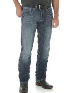 WRANGLER HOMBRES ROCK 47 SLIM STRAIGHT JEAN- ESTILO #MRS47AT