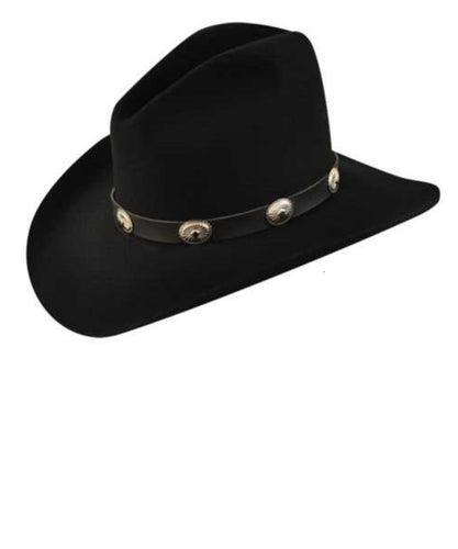 Bailey Tombstone Hat- Style #WO602G-BLACK
