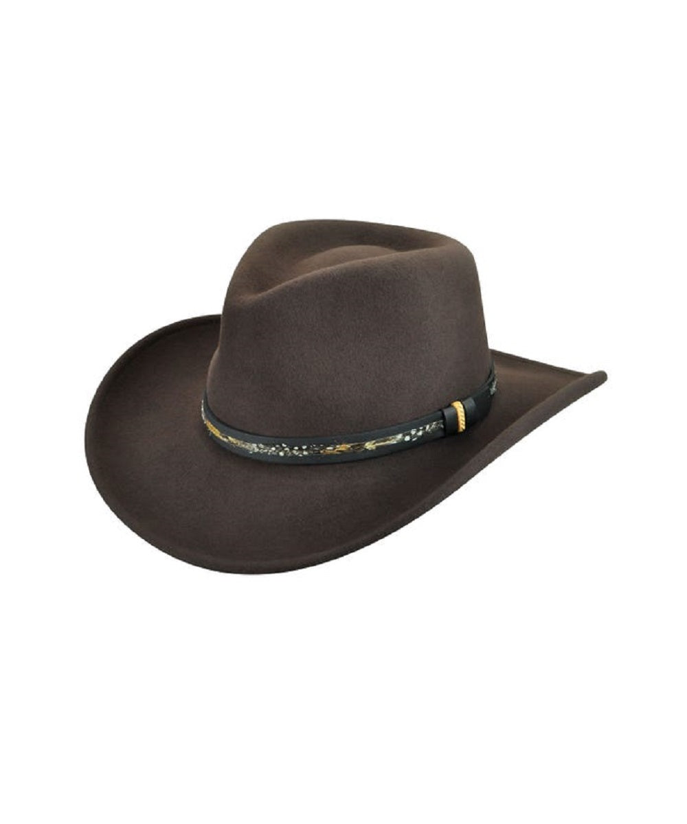 Bailey Wind River Recoil Western Hat- Style #W15LFA
