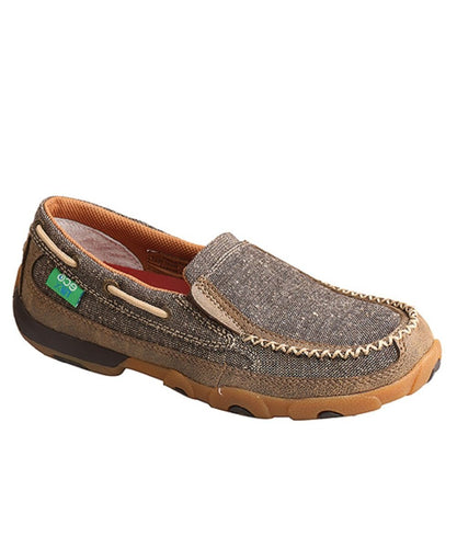 Twisted X Women's Eco Twx Slip On Driving Moc- Style #Wdms009