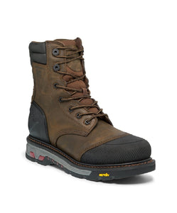 Justin Men's Commander X-5 Warhawk Composite Toe Work Boot- Style #WK260