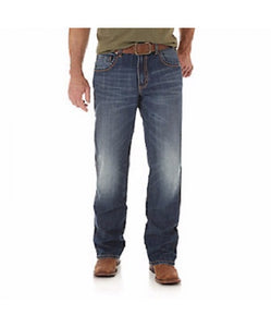 Wrangler Men's Retro Relaxed Fit Boot Cut Jean- Style #WRT20JH