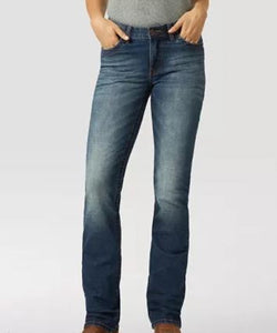 Wrangler Mujer Ultimate Riding Willow Jean- Estilo #WRW60RA
