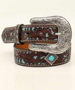 M&F Western Girls' Ariat Fashion Belt- Style #A1302402