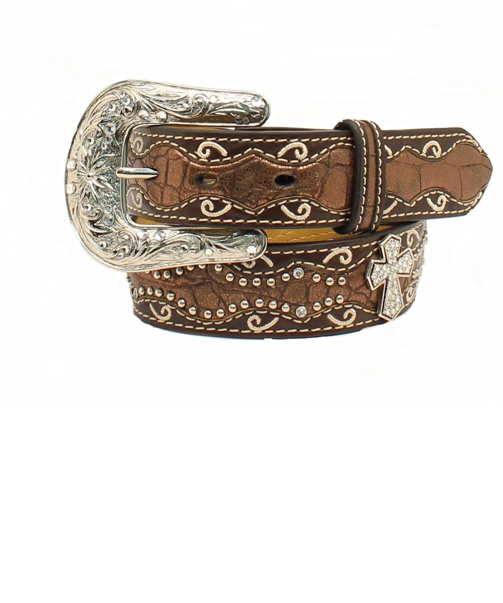 M&F Western Girls' Ariat Fashion Belt- Style #A1302802