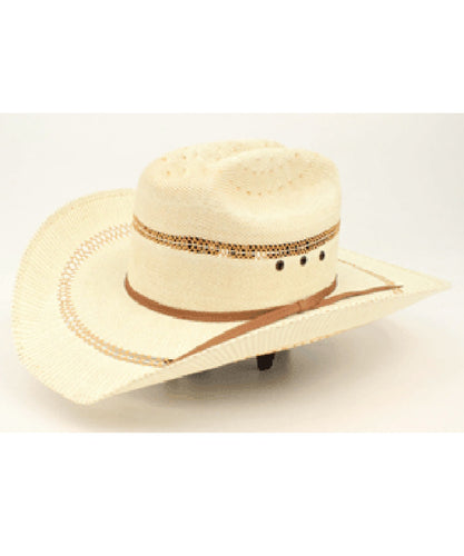 ARIAT KIDS' STRAW HAT - STYLE #A73004