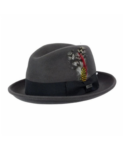 Conner Hats Detroit Wool Fedora- Style #C1072