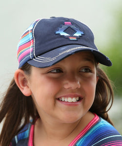 Cinch Girls' Serape Ball Cap- Style #CCC0044001