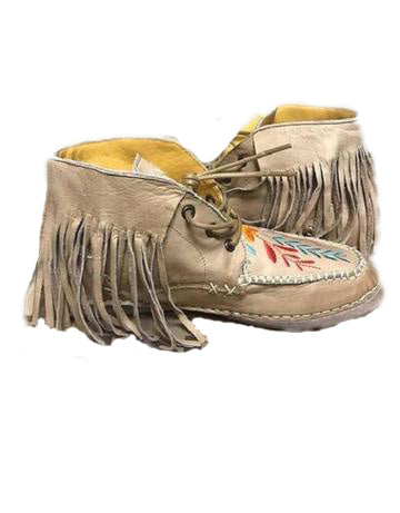 CINCH WOMEN'S CASUAL FRINGE CHUKKA SHOES- STYLE #CCW3015