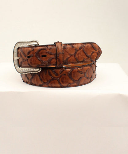 M&F Western Men's 3D Belt Co. Large Scale Print Belt- Style #D7434
