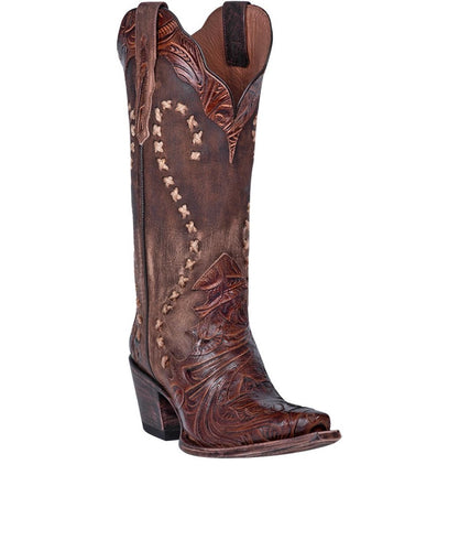 Dan Post Women's Nikola Snip Toe Boot- Style #DP3785