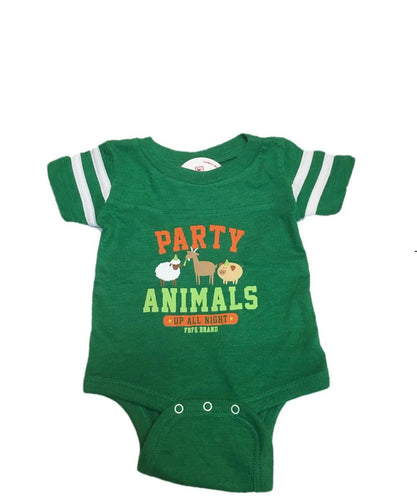 Farm Boy/Farm Girl Infant Onesie- Style #F31004358