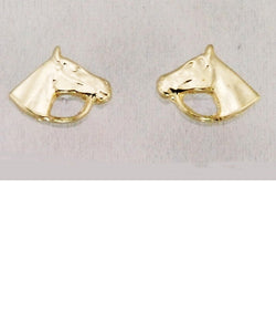 Finishing Touch Of Kentucky Women's Horse Head Earrings - Style #HER1009