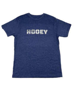 Hooey Men's Navy Patriot Tee- Style #HT1507NV