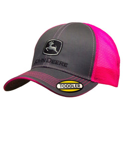 Farm Boy/Farm Girl Kids' John Deere Cap- Style #LP71415