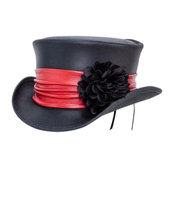 Head'N Home Hats Marlow Late Bloomer Top Hat- Style #MARLOW- LATE BLOOMER