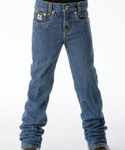 CINCH BOYS' ORIGINAL SLIM FIT JEAN- STYLE #MB10081001