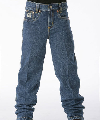 CINCH BOYS' ORIGINAL FIT REGULAR JEAN- STYLE #MB10082001