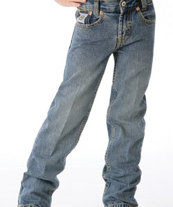 CINCH BOYS' WHITE LABEL SLIM FIT JEAN- STYLE #MB12881001
