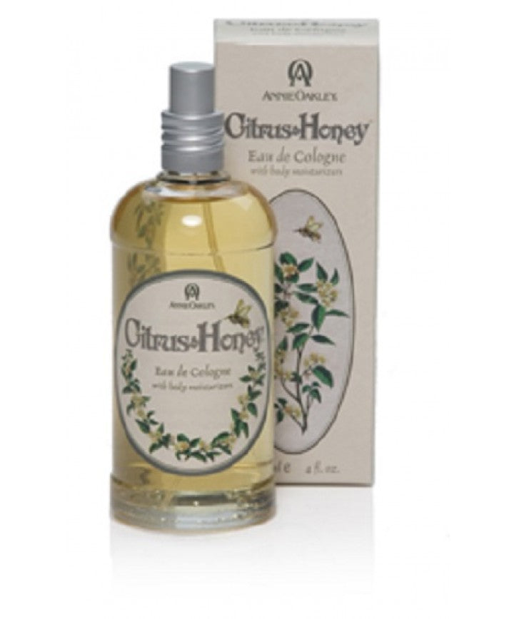 ANNIE OAKLEY CITRUS & HONEY EAU DE COLOGNE- STYLE #N1010