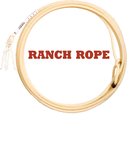 Fast Back Ranch Rope- Style #RANCHROPE