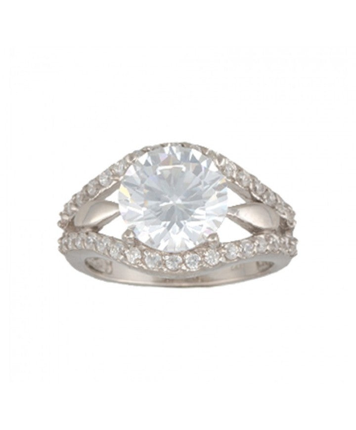 Montana Silversmiths Women's First Star I See Tonight Ring- Style #RG-LGCZMULTISTON - RG2550