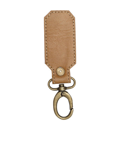 Myra Bags Leather Key Fob- Style #S-1097