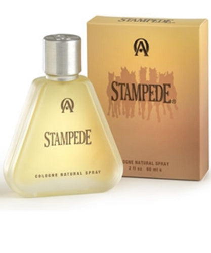 Annie Oakley Men's Stampede Natural Cologne Spray- Style #STAMPEDE