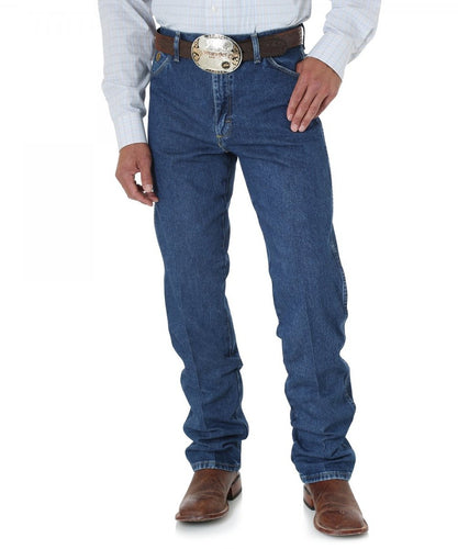 Wrangler Men's George Strait Cowboy Cut Original Fit Jean- Style #13MGSHD