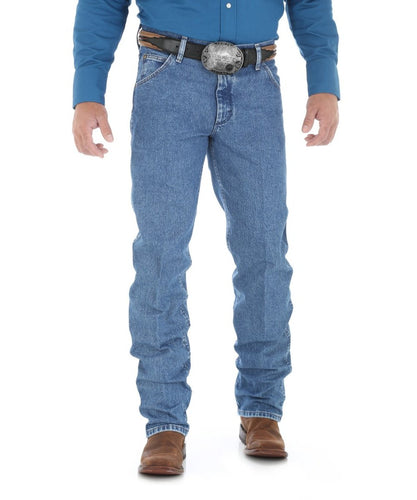 Wrangler Men's Premium Performance Cowboy Cut Regular Fit Jean- Style #47MWZSW