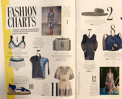 Bali boho dress in Grazia Middle East