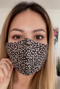 Sustainable Cotton Face Mask