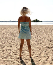 Ibiza - short cotton dress