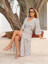 Maxi dress Drift Beach Palm Jumeirah One and Only Royal Mirage