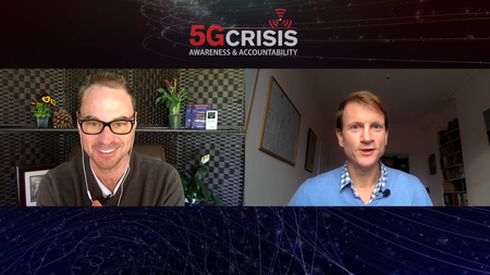 Watch the 5G Crisis Summit today! Omnia Founder explains how new Physics will Save the Day