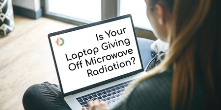 Is Your Laptop Giving Off Microwave Radiation?