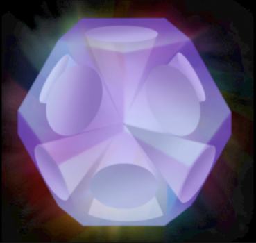 Deca the duodecahedron unit of energy here to save us