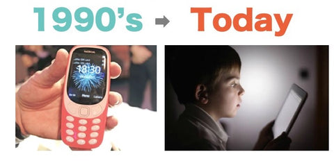 Omnia mobile devices are different today than in 1990s