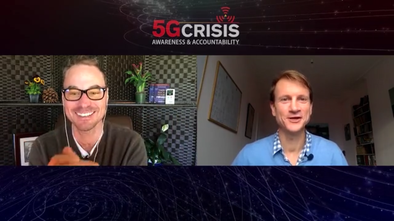 Tim Sandars features on Josh Del Sol's 'The 5G Summit'